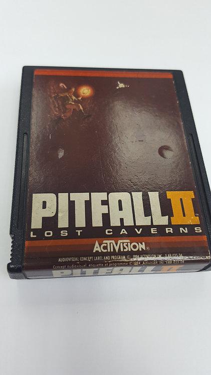 ATARI® GAME CARTRIDGE - PITFALL II