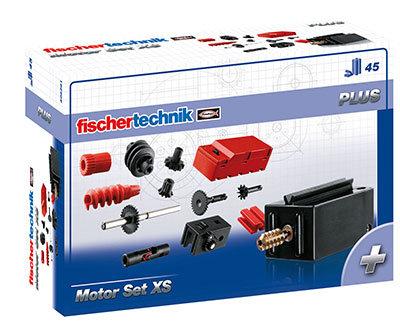 FISCHER TECHNIK - PLUS - MOTOR SET XS