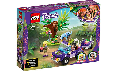 LEGO® FRIENDS - BABY ELEPHANT JUNGLE RESCUE