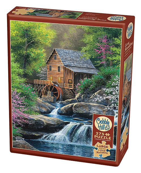 275PC PUZZLE - SPRING MILL - 88020