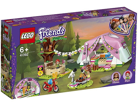 LEGO® FRIENDS - NATURE GLAMPING - 41392