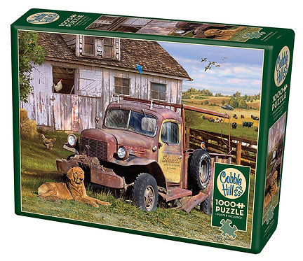 1000PC PUZZLE - SUMMER TRUCK - 80199