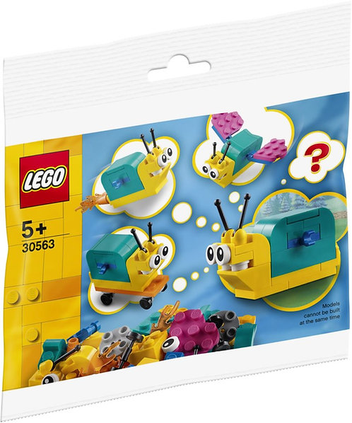 LEGO® CLASSIC - BUILD YOUR OWN SNAIL - 30563