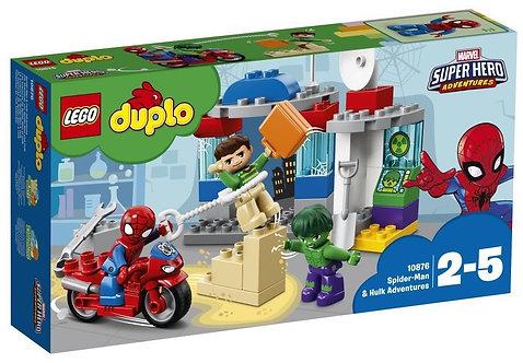 LEGO® DUPLO - SPIDERMAN & HULK ADVENTURES