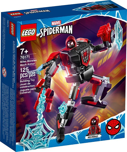 LEGO® SUPER HEROES - MILES MORALES MECH ARMOR - 76171