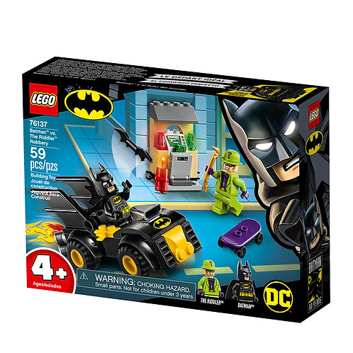 LEGO® BATMAN - BATMAN vs THE RIDDLER ROBBERY - 76137