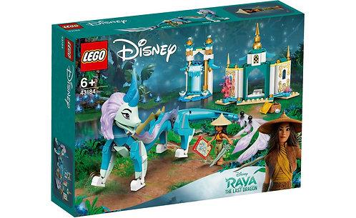 LEGO®DISNEY  - RAYA AND SISU DRAGON - 43184