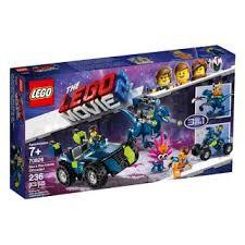 LEGO® LEGO MOVIE - REX'S REX-TREME OFFROADER !