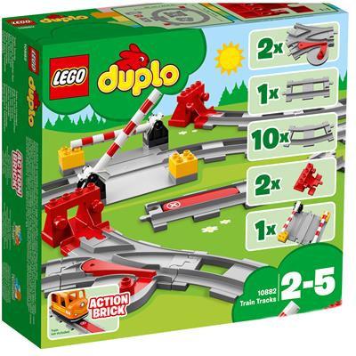 LEGO® DUPLO - TRAIN TRACKS
