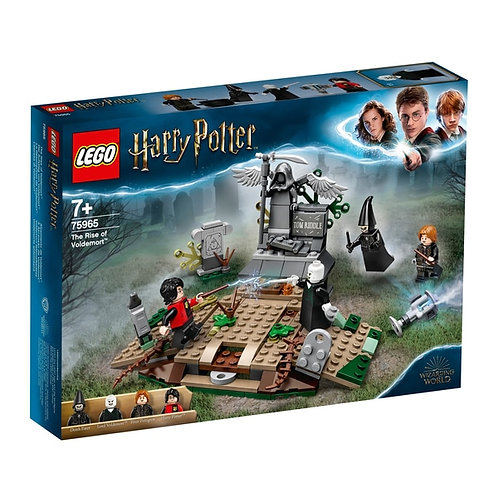 LEGO® HARRY POTTER - THE RISE OF VOLDEMORT