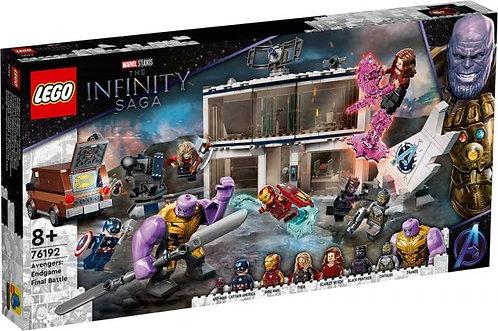 LEGO® SUPER HEROES - AVENGERS ENDGAME FINAL BATTLE - 76192