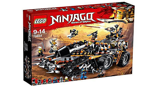 LEGO® NINJAGO - DIESELNAUT