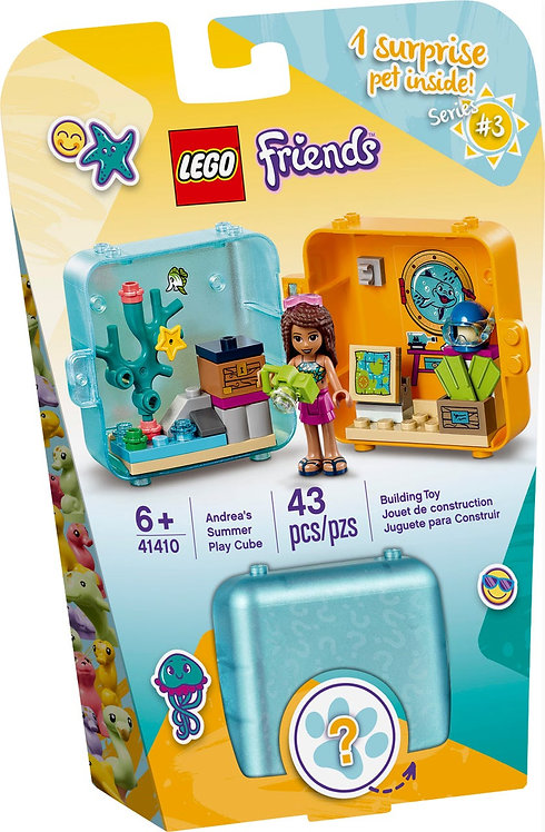 LEGO® FRIENDS - ANDREA'S SUMMER PLAY CUBE - 41410