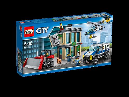 LEGO® CITY - BULLDOZER BREAK-IN