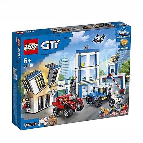 LEGO® CITY - POLICE STATION - 60246