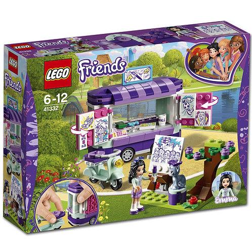 LEGO® FRIENDS - EMMA'S ART STAND