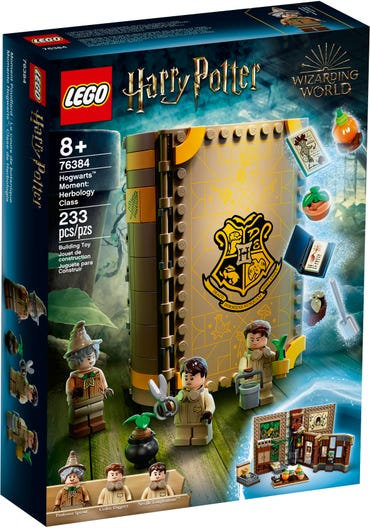 LEGO® HARRY POTTER - MOMENT HERBOLOGY CLASS - 76384