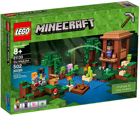 LEGO® MINECRAFT - THE WITCH HUT