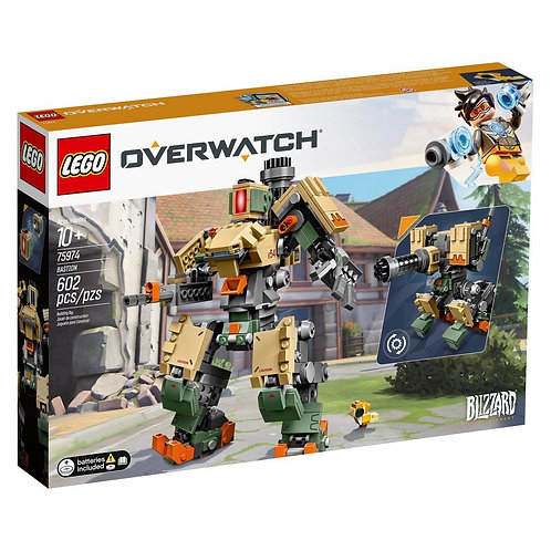 LEGO® OVERWATCH - BASTION - 75974