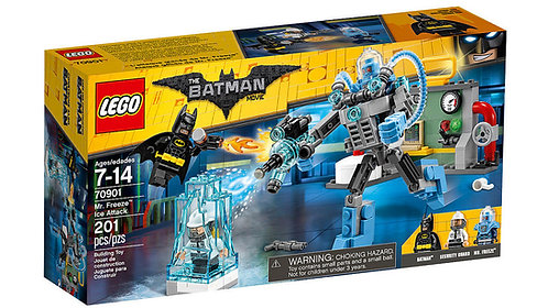 LEGO® BATMAN MOVIE - MR FREEZE ICE ATTACK