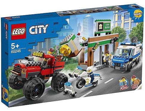 LEGO® CITY - POLICE MONSTER TRUCK HEIST - 60245