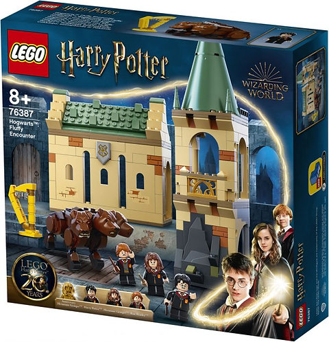 LEGO® HARRY POTTER - HOGWARTS FLUFFY ENCOUNTER - 76387