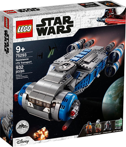 LEGO® STAR WARS -RESISTANCE I-TS TRANSPORT - 75293