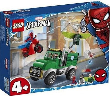 LEGO® SUPER HEROES - VULTURE'S TRUCKER ROBBERY - 76147