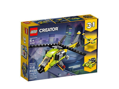 LEGO® CREATOR - HELICOPTER ADVENTURE