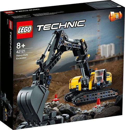 LEGO® TECHNIC - HEAVY-DUTY EXCAVATOR - 42121
