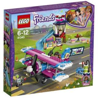 LEGO® FRIENDS - HEARTLAKE CITY AIRPLANE TOUR
