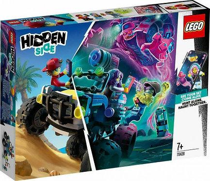 LEGO® HIDDEN SIDE - JACK'S BEACH BUGGY -70428