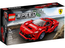 LEGO® SPEED CHAMPIONS - FERRARI F8 TRIBUTO - 76895