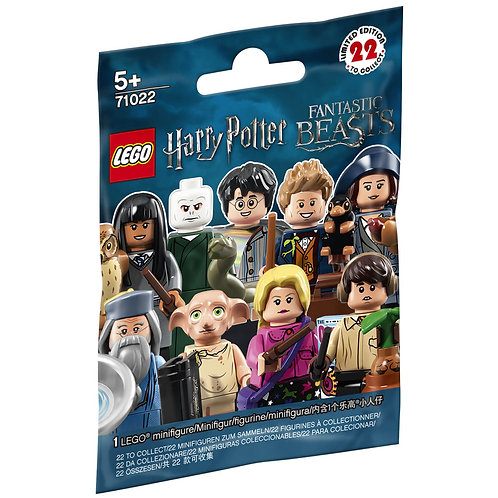 LEGO® MINIFIGURES - HARRY POTTER AND FANTASTIC BEASTS - Lucky Packet