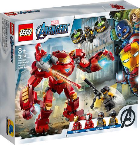 LEGO® SUPER HEROES - IRON MAN HULKBUSTER vs A.I.M. AGENT -76164