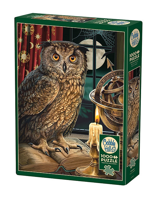 1000PC PUZZLE - THE ASTROLOGER - 80198