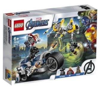 LEGO® AVENGERS - SPEEDER BIKE ATTACK - 76142