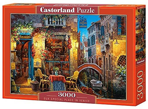3000PC PUZZLE - OUR SPECIAL PLACE IN VENICE - 300426