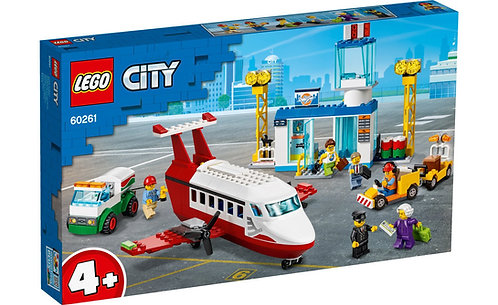 LEGO® CITY - CENTRAL AIRPORT - 60261