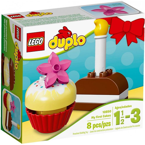 LEGO® DUPLO - MY FIRST CAKES