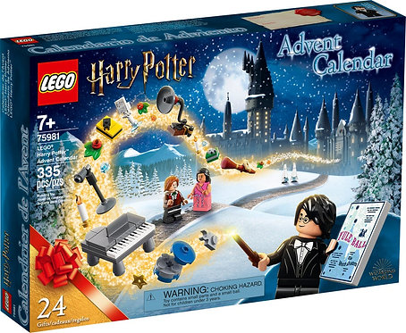 LEGO® ADVENT CALENDAR - HARRY POTTER - 75981