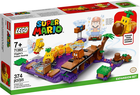 LEGO® SUPER MARIO - WIGLER'S POISON SWAMP - 71383