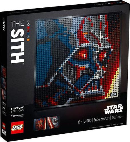 LEGO® ART - THE SITH - 31200