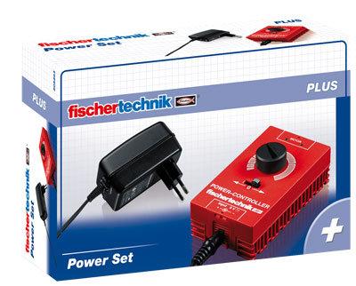 FISCHER TECHNIK - PLUS - Power Set