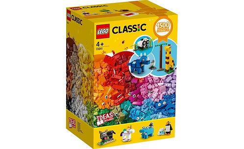LEGO® CLASSIC - BRICKS AND ANIMALS - 11011