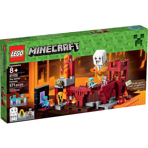 LEGO® MINECRAFT - THE NETHER FORTRESS