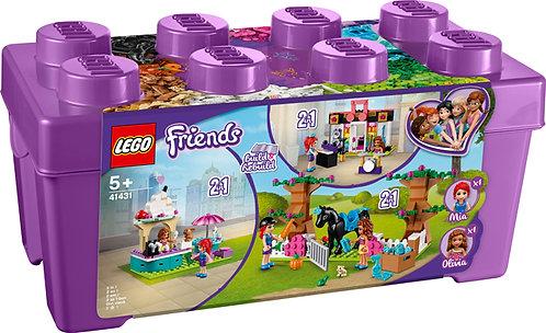 LEGO® FRIENDS - HEARTLAKE CITY BRICK BOX
