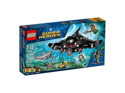 LEGO® SUPER HEROES : BLACK MANTA STRIKE