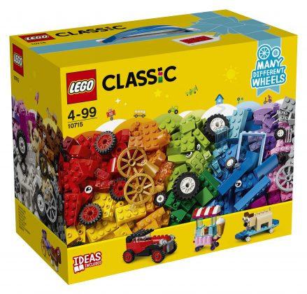 LEGO® CLASSIC - BRICKS ON A ROLL
