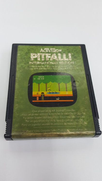 ATARI® GAME CARTRIDGE - PITFALL!